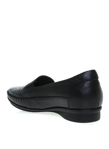 Forelli Forelli Düz Ayakkabı Siyah